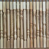 Балясины, столбы - Балясины, столбы из лиственницы