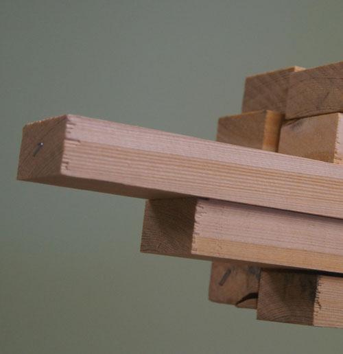Лиственница (изделия из лиственницы) - Брусок из лиственницы