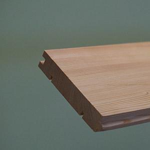 Доска пола - Доска пола из лиственницы