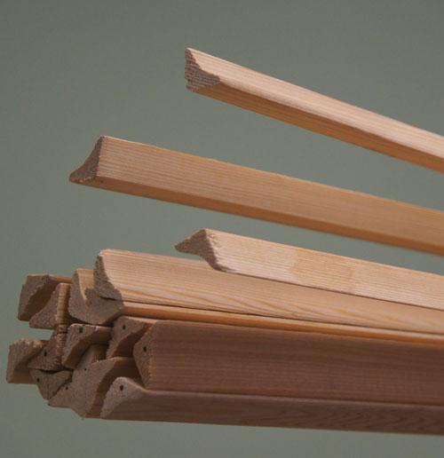 Лиственница (изделия из лиственницы) - Галтель из лиственницы