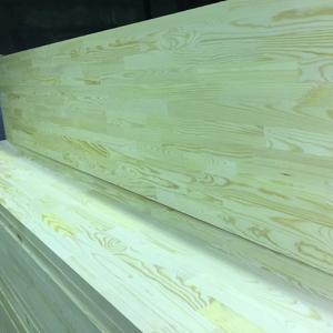 Мебельный щит - Мебельный щит из Ангарской сосны