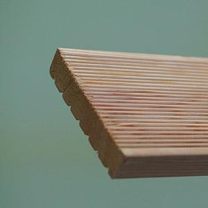 Террасная доска - Террасная доска из лиственницы