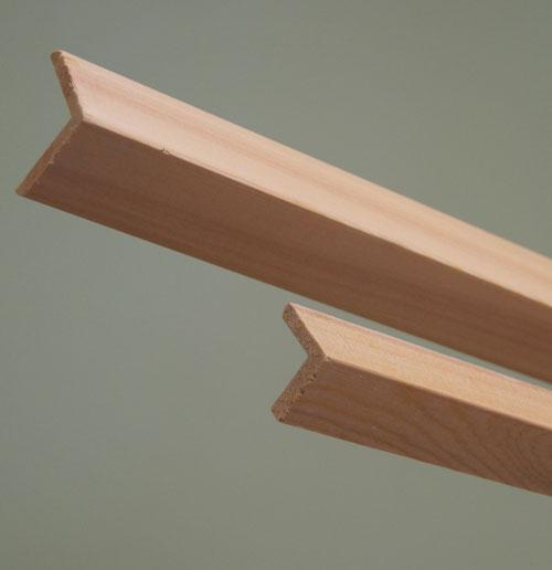 Лиственница (изделия из лиственницы) - Уголок из лиственницы